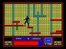 Saboteur Walkthrough, ZX Spectrum
