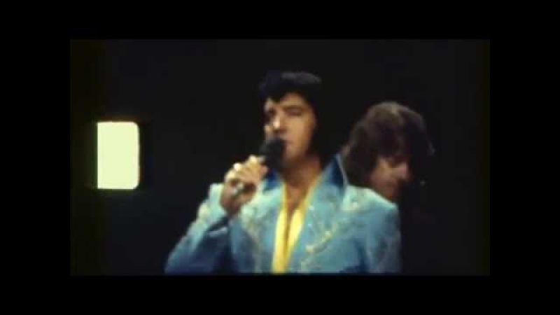 Elvis Presley Madison Square Garden New York 1972