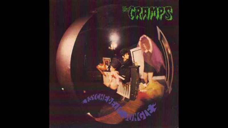 The Cramps - Can't Find My Mind