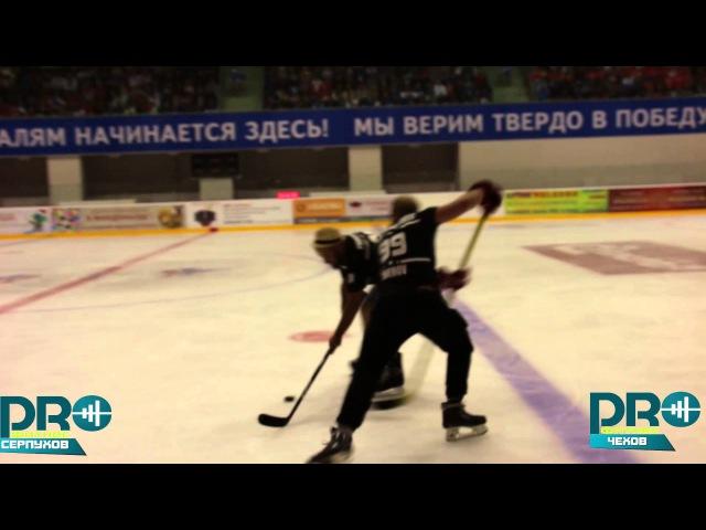 хоккейные тернировки в PROФитнес