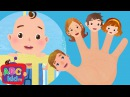Finger Family 2D Cocomelon ABCkidTV Nursery Rhymes Kids Songs