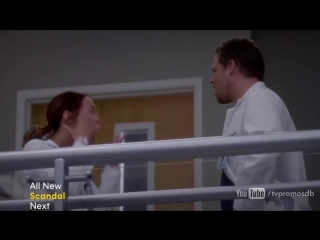 Анатомия страсти/Grey's Anatomy (2005 - ...) ТВ-ролик (сезон 10, эпизод 14)