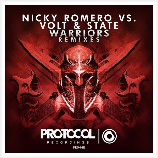 Nicky Romero vs. Volt & State – Warriors (Giocatori Future Trap Remix)