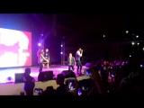 JaDine On The Road Tour (Cebu) - Girls vs. Boys singing showdown