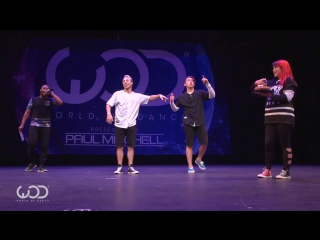 Emilio Dosal & Phillip Chbeeb - World of Dance Hawaii - January 23rd, 2016 - #WODHI16