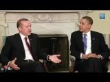 Эрдоган и Обама обсуждают сбитый Российский СУ-24
