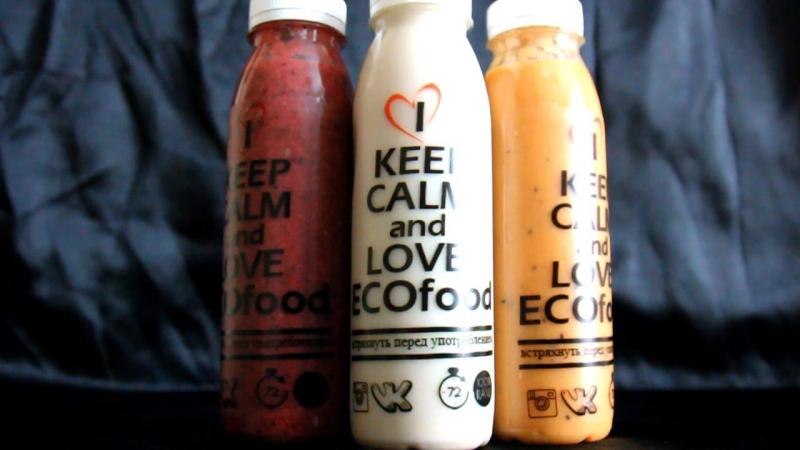 ECOfood Вкусно жить не запретишь |смузи|соки|правильное питание|здоровье|