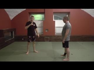 Уроки самообороны_ как научиться вырубать с одного удара и правильно отрабатывать технику