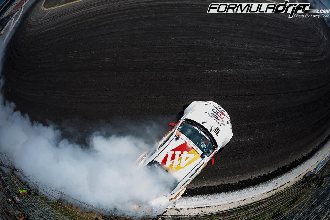 Formula Drift Финал 2015, запись прямого эфира