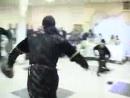 Осетинский танец с кинжалами