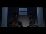 [SFM FNAF] FIVE NIGHTS AT FREDDYS 4 SONG (Alone With Them) FNAF Music Video