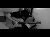 Passenger - Let Her Go (Fingerstyle guitar cover by- Peter Gergely)