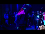 50 Cent x Chris Brown - Im The Man (Live in Oakland)