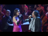 Al Bano & Sylwia Lorens - Tu dove sei (2014, Cracow, Poland)
