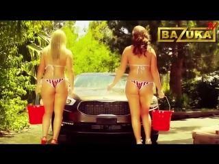 Диджей БАЗУКА(dj Bazuka) - Crash This Party(лучшая музыка 2015)