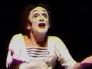 Marcel Marceau - Guadalajara -1999 - Pantomime genius at age 76.