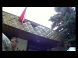 Захарченко на костылях засветился в Марьинке  | «Факты»