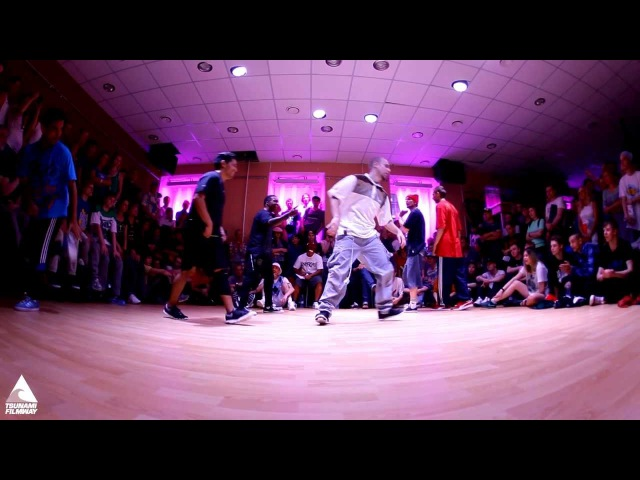 Top9Crew vs Killafornia | V1 Festival '2013, 3vs3 Final