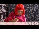 Yayoi Kusama Obsessed with Polka Dots