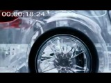 Прозрачный Nissan 370Z для рекламы Shell Helix