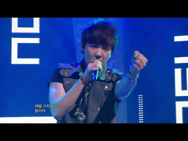 【TVPP】FTISLAND - Hello Hello, 에프티아일랜드 - 헬로 헬로 @ Goodbye Stage, Show Music core Live