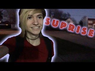 Surprising My Girlfriend Samm