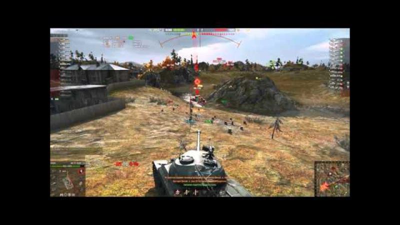 WZ111 mod 1-4 Чукча не писатель, чукча стрелятель