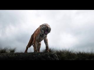 Книга джунглей - второй трейлер  1080р (2016)