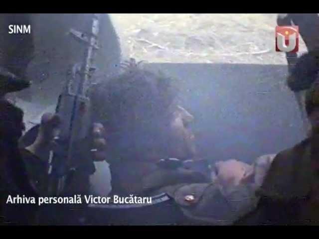 Imagini cutremurătoare de pe platoul Coşniţa. martie 1992