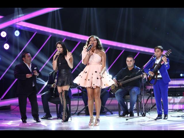 Adrian Minune a cântat pentru prima dată, pe aceeași scenă, alături cei trei copii ai săi