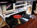 Victor DC-33 Portable Vinyl Component System - 1984'