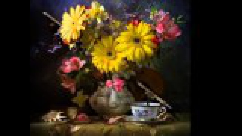 Вы подарили мне цветы - Автор Татьяна Давыдова Исполнитель Вера Пенькова