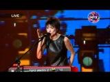 Земфира - МУЗ ТВ 2011