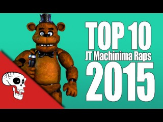 Top 10 Video Game Raps of 2015 by JT Machinima