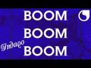 Indaqo - Boom Boom Boom Gabry Ponte Edit