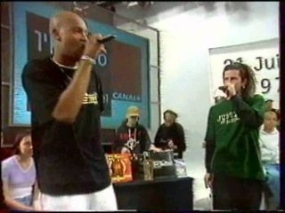RAP FR   KABAL LIVE 21 MAI 1997 SUR CANAL+