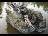 Охота на дичь! утки и гуси под прицелом! подборка охот в засаде в камышах!