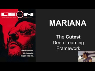 Deep Learning in Python using Mariana