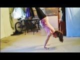 Super Hard Advanced Handstand Workout!
