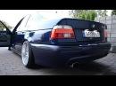 BMW E39 528i Muffler deleted sound