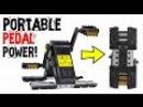 Portable Pedal Power Generator! K-Tor PowerBox 2015