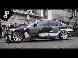 Форс мажор и внешний вид BMW 344i E36 - технические моменты #4 zhmuraTV