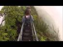 Хайку – лестница в небеса на острове Оаху, Гавайи