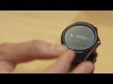 Googles smartwatch with radar for gesture control