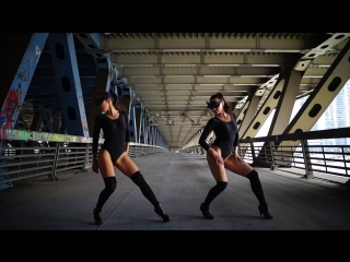 High heels strip ! choreo by natali iriarte ! music:  the weeknd – wicked games