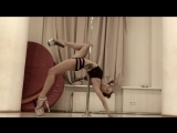 Exotic Pole Dance - Daria Che!