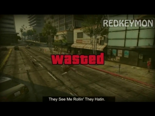 GTA 5 STUNTS, Funny Moments``ГТА 5 ТРЮКИ, Смешные Моменты