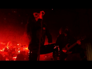 Carach Angren (Opera Concert Club 15.11.15) - Bloodstains on the Captain's Log