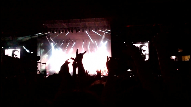 Knights Of Cydonia - Muse, Park live 19.06.2015