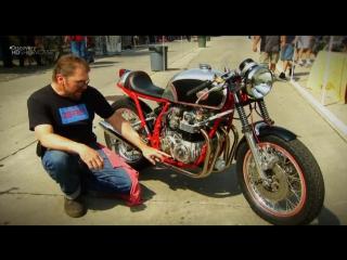 Discovery: Гоночный мотоцикл/Cafe Racer 1 сезон 9-10 серия